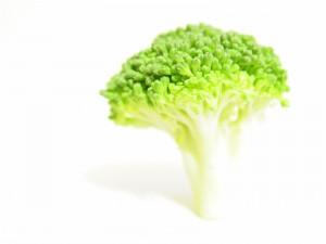 Postal: Arbolito de brócoli (o brécol)