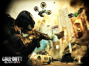 Guerra futurista en Call of Duty: Black Ops 2