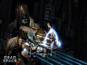 Arma personalizada en Dead Space 3