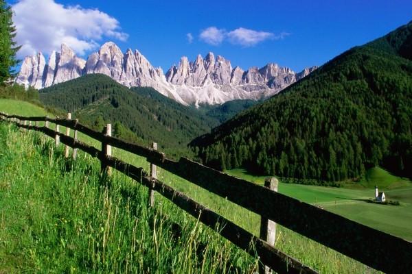 Las Dolomitas (Italia)