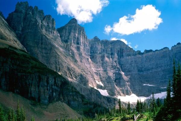 Parque nacional de los Glaciares, Montana, Estados Unidos