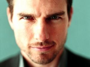La mirada de Tom Cruise