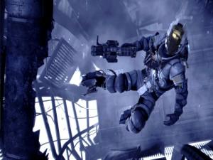 Dead Space 3: gravedad cero