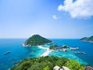 Isla Koh Nang Yuan (Tailandia)