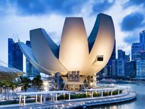 Postal: ArtScience Museum (Singapur)