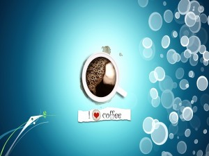 Me encanta el café (I love coffee)