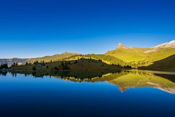 Lago Bannalpsee (Nidwalden, Suiza)