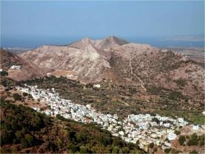 Postal: Naxos (isla griega)