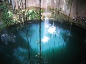 Postal: Cenote Kantun Chi (Riviera Maya)