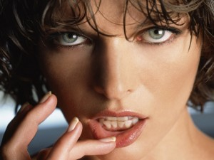 Postal: Milla Jovovich