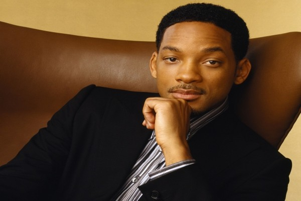 El actor (y rapero) Will Smith