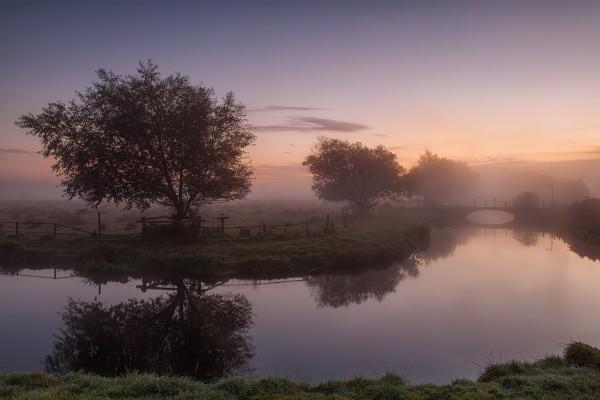 Marismas de Hertford, Inglaterra