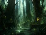 El pantano mágico