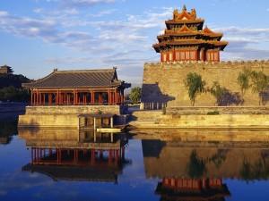 Postal: La Ciudad Prohibida (Pekín, China)