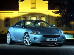 Postal: Jaguar XK