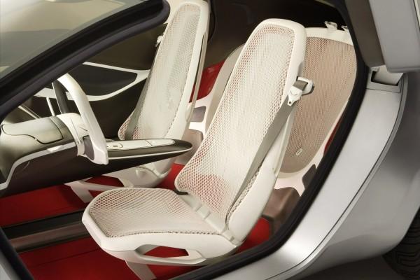 Interior del Ford Reflex (REFL3X)