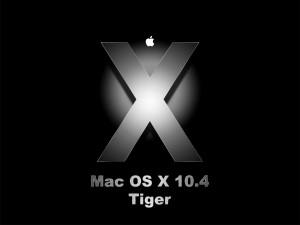 Postal: Mac OS X 10.4 Tiger