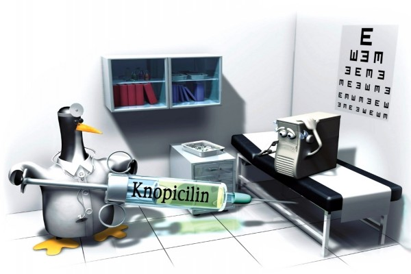 Knopicilin, penicilina Linux Knoppix para tu PC