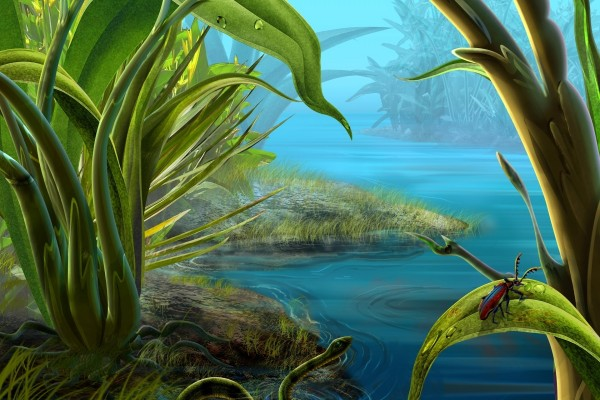 Fauna pantanosa