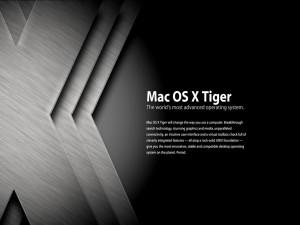 Mac OS X Tiger. El sistema operativo más avanzado del mundo