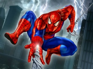 Spiderman de Marvel Comics