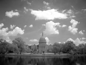 Postal: El Capitolio de los Estados Unidos