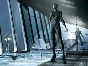Así se vestirán las mujeres en el futuro