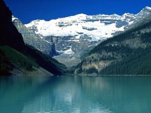 Postal: Lago Louise (Alberta, Canadá)