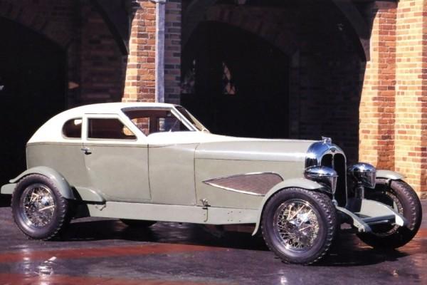 Auburn 8-120 Cabin Speedster (1929)