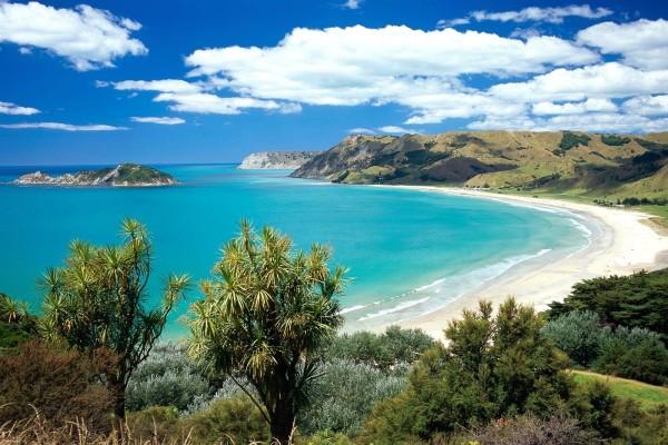 Anaura Bay (Nueva Zelanda)
