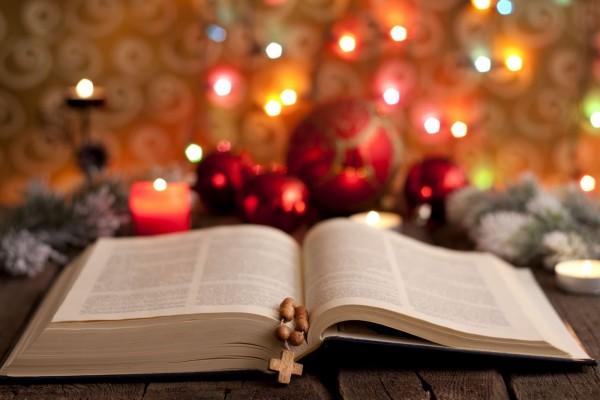 La Biblia en Navidad