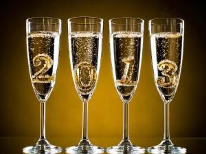 Brindis por el 2013