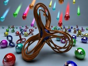 Esferas y otras geometrías de cristal