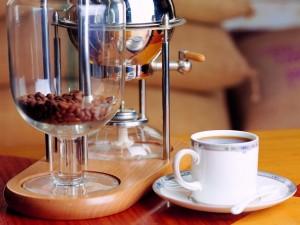 Postal: Utensilios para el café