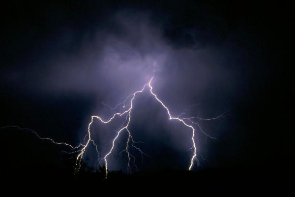 Electricidad en el cielo