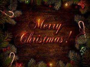 ¡Feliz Navidad Amigos!