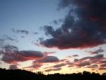 Colores en el cielo
