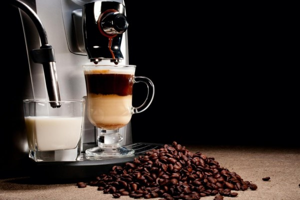 Máquina para preparar un buen café expreso