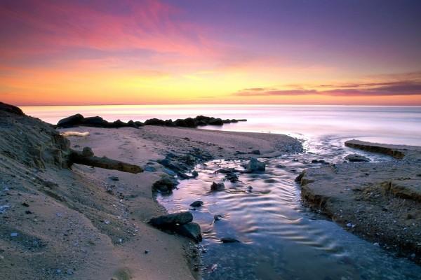 Bahía de Chesapeake en Estados Unidos
