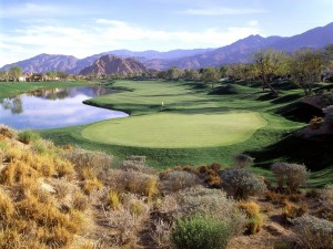 Hoyo 8, PGA West, La Quinta, California
