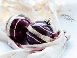 Postal: Buenos deseos para la Navidad