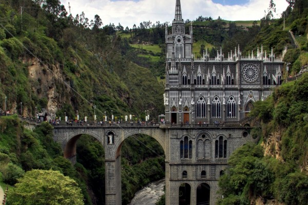 Santuario de Las Lajas (Colombia)