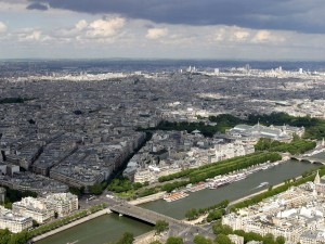 Postal: París