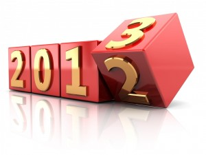 Pasando del 2012 al 2013