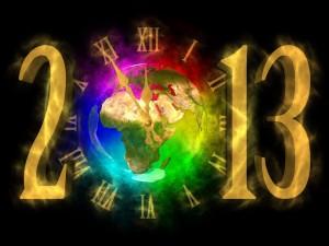 Año Nuevo 2013 celebrado en todo el planeta
