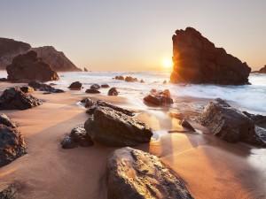 Praia da Adraga (Sintra, Portugal)