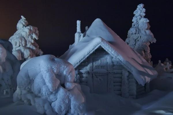 Casita nevada
