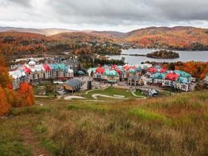 Mont-Tremblant, Quebec (Canadá)