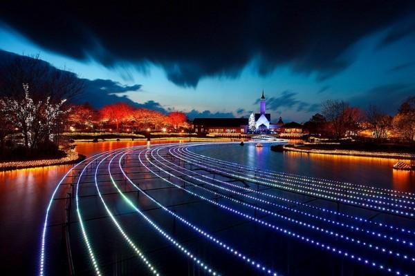 El Festival Invernal de la Luz en Japón