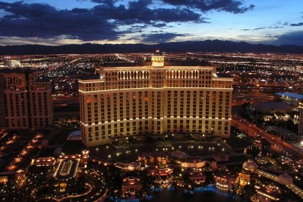 Hotel y Casino Bellagio (Las Vegas, Nevada)